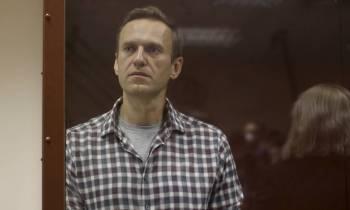 Ativista foi preso no mês passado, ao voltar para a Rússia após ter sofrido uma tentativa de envenenamento