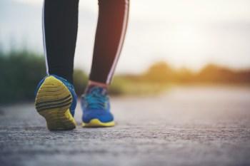 Pesquisa da Universidade do Texas mostrou que são necessários mais de 5 mil passos por dia para o corpo metabolizar a gordura no dia seguinte