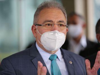 Em entrevista à CNN Rádio, o parlamentar afirmou que Marcelo Queiroga é quem tem responsabilidade direta no momento atual da crise