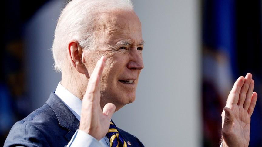 O presidente dos EUA, Joe Biden.