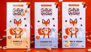 Super Vegan, fábrica de chocolates santista, receberá investimento do Veg Capital e pretende crescer 10 vezes em 2021