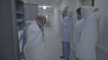 Segundo episódio da série sobre 1 ano da pandemia da Covid-19 traz imagens inéditas de dentro de hospitais públicos e privados de São Paulo