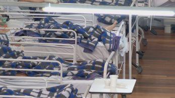 O Hospital Pediátrico Pequeno Príncipe registrou 22 internações no mesmo dia