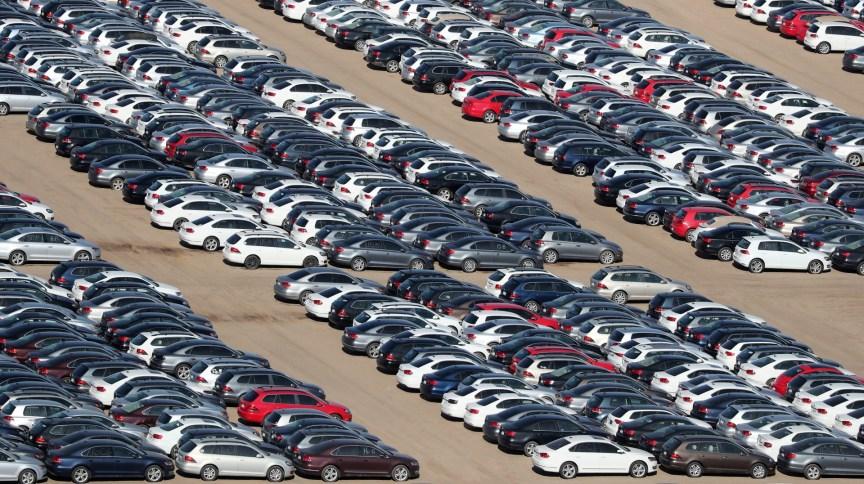 Venda de carros novos diminuiu com a pandemia do novo coronavírus