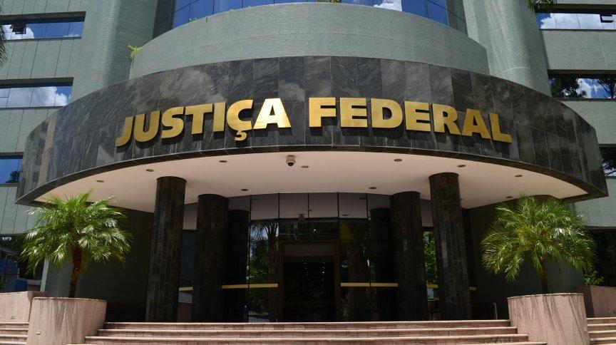 Sede da Justiça Federal no Paraná, em Curitiba