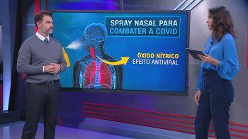 Neurocirurgião Fernando Gomes explica como funciona o medicamento que pode ajudar na prevenção da Covid-19