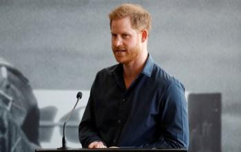 O duque de Sussex será diretor de impacto da BetterUp