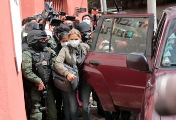 Jeanine Áñez também pediu à população que, caso algo grave aconteça com ela, garantisse a segurança de sua família; carta foi postada no Twitter