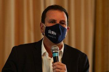 O prefeito do Rio classificou as restrições como 'radicalismo' e disse que as discussões sobre segurança pública têm sido pautadas pelos extremos