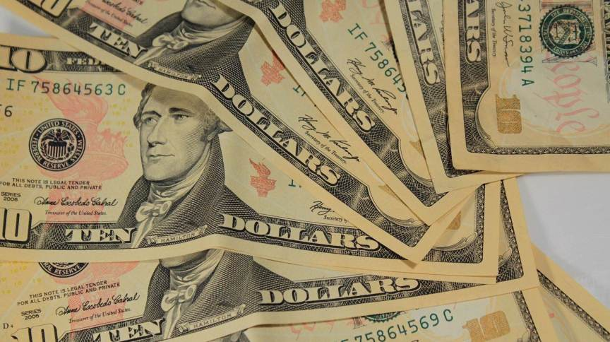 Notas de dólar