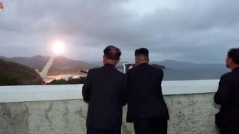 Japão, aliado mais importante dos EUA no Pacífico, chamou testes recentes de mísseis de 'ameaça à paz e à segurança'