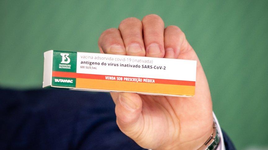 O governo do estado de São Paulo anunciou a criação da Butanvac, vacina contra a Covid-19 desenvolvida integralmente pelo Instituto Butantan