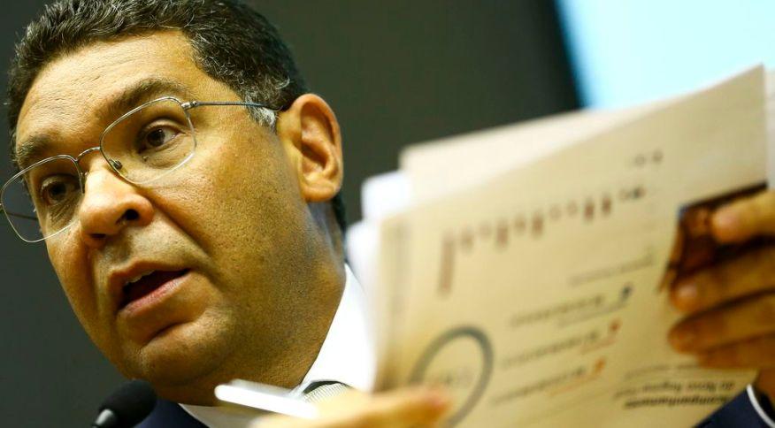 O secretário do Tesouro Nacional, Mansueto Almeida
