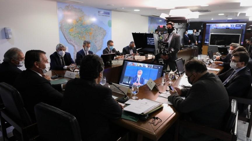 Reunião de Cúpula do Mercosul no aniversário de 30 anos da criação do bloco