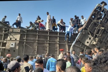 Foram enviados dois aviões, 72 ambulâncias e 52 equipes médicas de reforço ao local do acidente