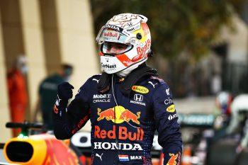 O jovem de 23 anos rodou o circuito de Paul Ricard de 5,8 quilômetros em um minuto e 29,990 segundos em seu Red Bull