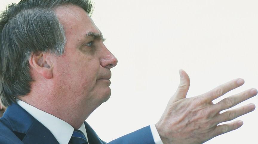 Jornal 'The Washington Post' colocou Bolsonaro ao lado de líderes que minimizam impacto do novo coronavírus