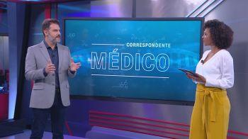 No quadro Correspondente Médico, o neurocirurgião Fernando Gomes falou sobre os riscos de tomar remédio por conta própria, em especial durante a pandemia