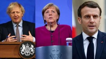 """Em carta aberta, líderes pedem que países evitem """"nacionalismo na vacinação"""". EUA, Rússia e China não fazem parte dos signatários."""