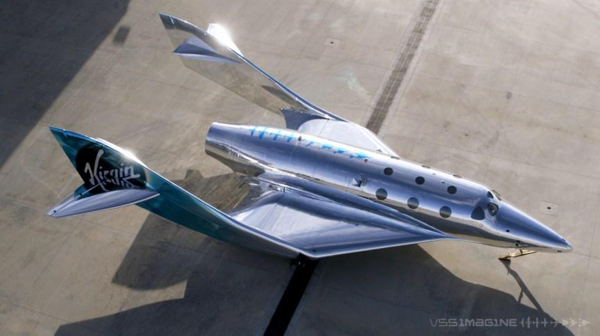Virgin vai usar a nova VSS Imagine como base para o desenvolvimento de outras espaçonaves