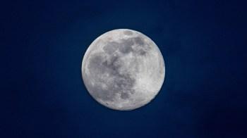 Lua cheia de morango e três caminhadas espaciais também ocorrerão esse mês