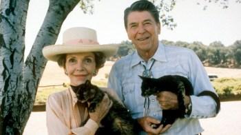 Já houve até um pônei e um bode entre os pets dos presidentes americanos