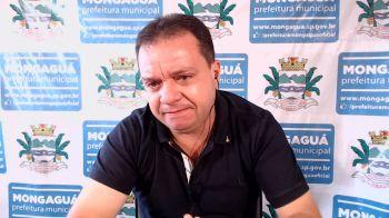 Márcio Melo Gomes chorou durante live ao contar sobre mortes do pai e irmão por Covid-19 após ser criticado por adoção de medidas restritivas na cidade paulista