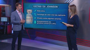 No quadro Correspondente Médico, neurocirurgião Fernando Gomes explicou vantagens do novo imunizante aprovado para uso emergencial no Brasil