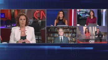 A deputada federal Carla Zambelli (PSL-SP) concedeu entrevista à CNN e disse que Luiz Henrique Mandetta 'não pode chamar toda atenção para ele'