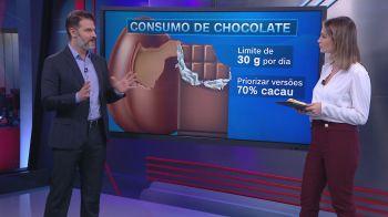No quadro Correspondente Médico, neurocirurgião Fernando Gomes comentou os benefícios do alimento, desde que consumido com moderação