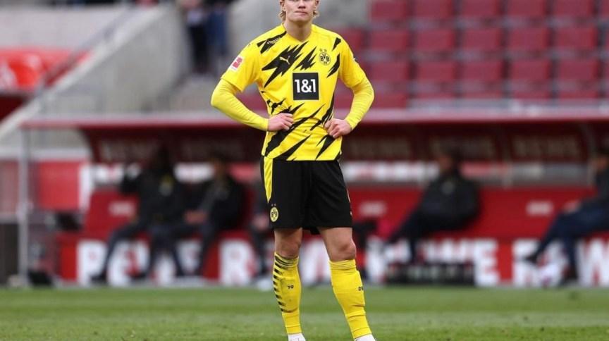 Erling Haaland, do Borussia Dortmund