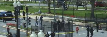 Ataque à barreira policial no Capitólio aconteceu nesta sexta-feira (2)
