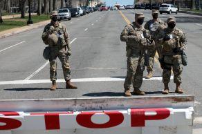 Suspeito de ameaçar prédio do Capitólio foi morto, e segurança do perímetro foi reforçada