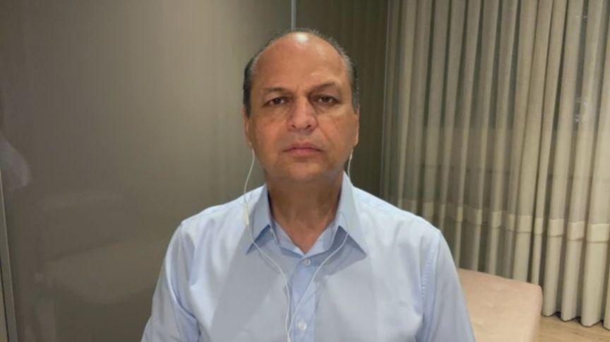 Ricardo Barros (PP-PR), líder do governo na Câmara (02.abr.2021)