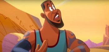 Astro da NBA assume o papel de Michael Jordan na sequência de Space Jam, filme que une elementos de animação e live action