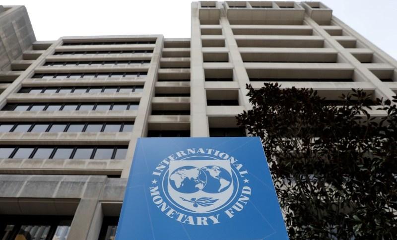 Prédio da sede do Fundo Monetário Internacional (FMI), em Washington