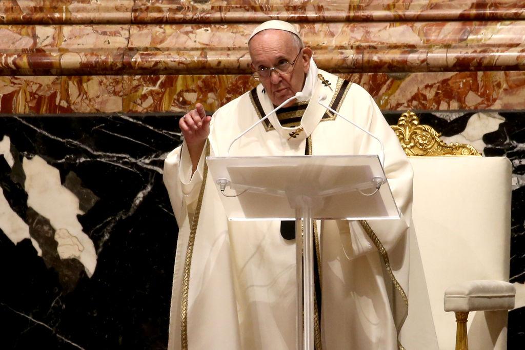 Papa Francisco, Páscoa