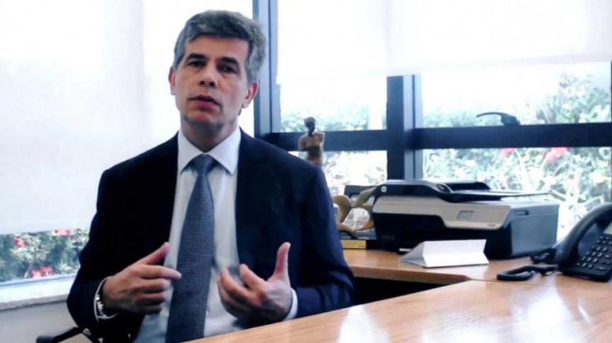 O médico oncologista Nelson Teich