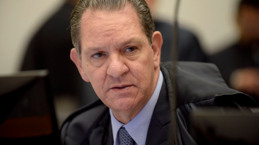 O ministro João Otávio Noronha, presidente do Superior Tribunal de Justiça