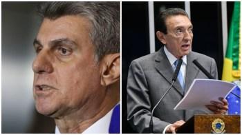 Os ex-senadores acusam a Lava Jato do Rio de ter vazado informações de uma denúncia contra eles protocolada pelos procuradores em março deste ano