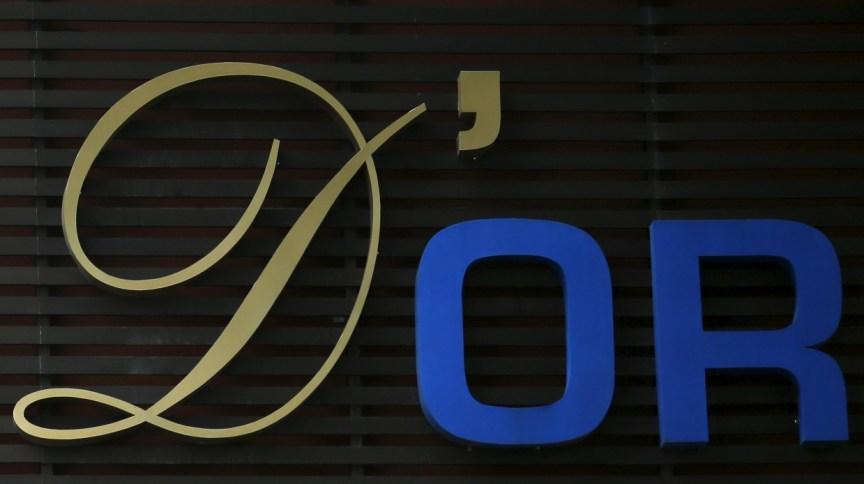 Logotipo da Rede D'Or São Luiz. 2/12/2015