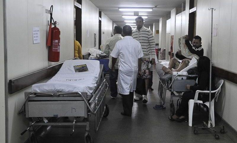 Hospitais do SUS na cidade do Rio de Janeiro registram 98% de ocupação de seus leitos de UTI