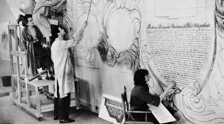 No mundo das artes, como em muitas outras áreas, as perdas de vagas foram brutais