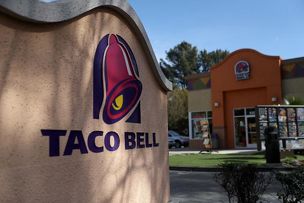 Restaurante Taco Bell em Novato, Califórnia
