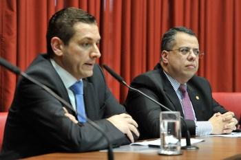Na Polícia Rodoviária Federal (PRF), o novo diretor é o inspetor Silvinei Vasques, que substitui Eduardo Aggio