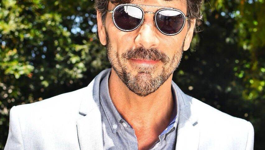O ator argentino Juan Darthés