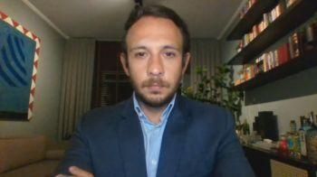Bruno Salles explica ponto de vista antagônicos dos ministros do STF