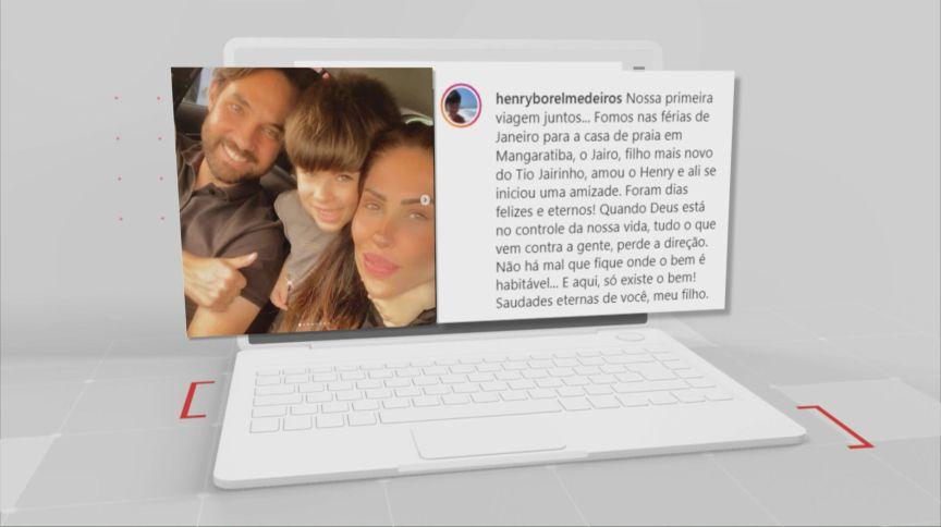 Dr. Jairinho e Monique Medeiros, padrasto e mãe do menino Henry Borel, foram presos na manhã desta quinta-feira (8)