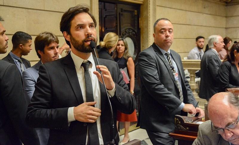 O vereador Dr. Jairinho; ele foi preso nesta quinta-feira (8) em investigação sobre a morte do filho da namorada