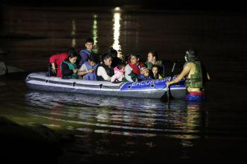Número de imigrantes detidos enquanto tentavam fazer a travessia para os Estados Unidos atingiu  171 mil em março
